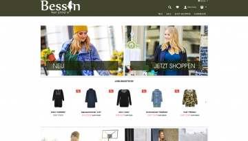 Online Shop Für Mode von Ilka Bessin