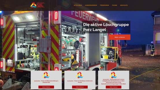 FF Porz Langel News
