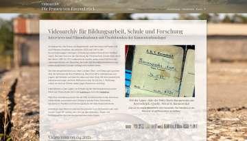 Die Frauen von Ravensbrück - Videoarchiv
