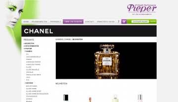 Parfuemerie-Pieper.de: Magento Online-Shopmit 14.000 Beauty-Artikeln