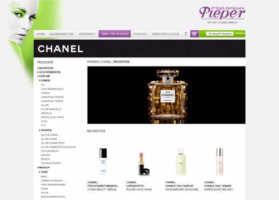 Chanel Pieper