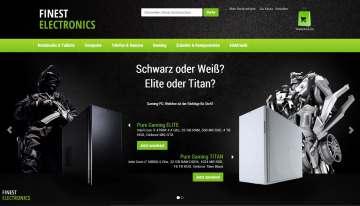 Online-Shop für Computer & Elektronik