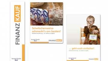Finanzkauf Relaunch für KarstadtQuelle-Bank