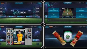 Lokalhelden - Das Sammelkartenspiel für den Amateurfußball