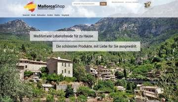 E-Commerce für Produkte aus Mallorca