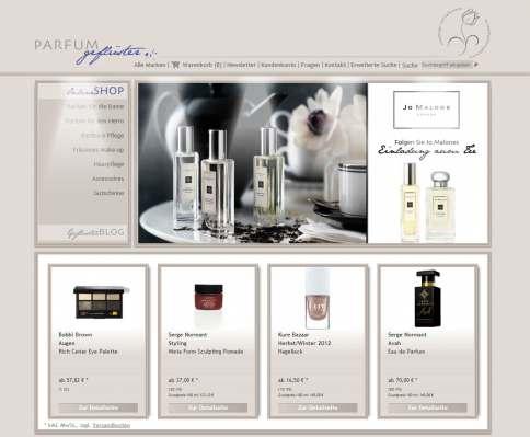 parfumgefluester