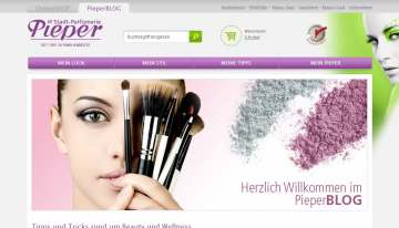 Neuer Beauty Blog - Beauty Tipps von Pieper