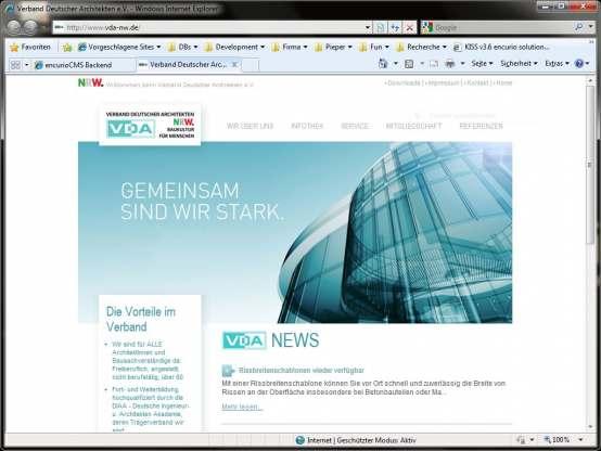 Vda Nw Website